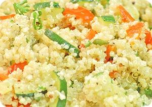 Салат из квиноа